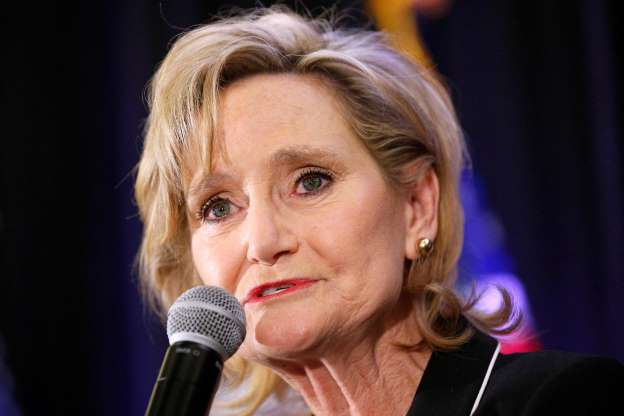 Cindy Hyde-Smith.